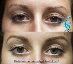 Hi-Def Tinted Brow Gel by RevitaLash Advanced®